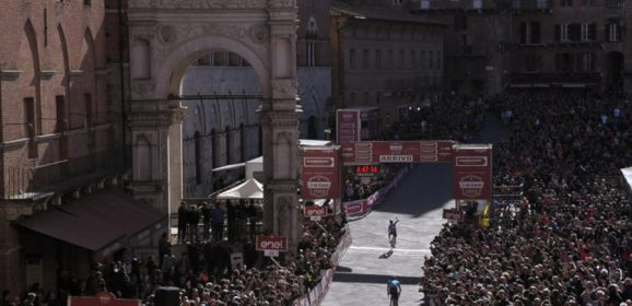Video: Strade Bianche