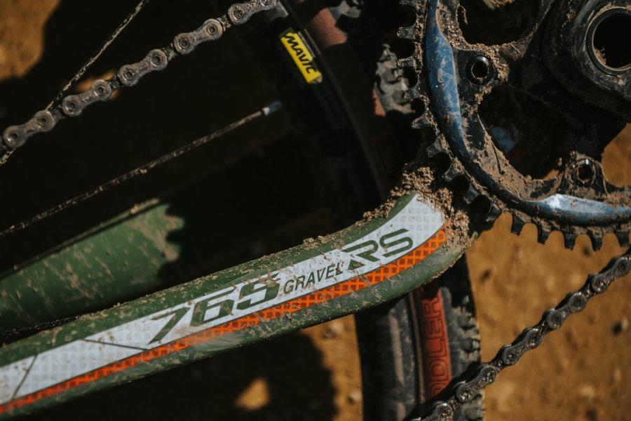 Look 765 Gravel RS frame