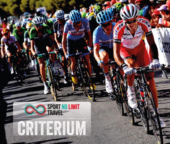 Criterium by Sport No Limit Travel