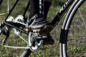 Gravel pedals