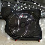 TEST: Bolsa para bicicleta Scicon Aerocomfort Road 3.0 TSA