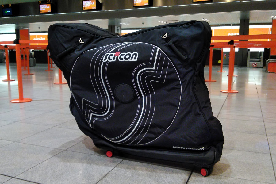 Scicon Aerocomfort Road 3.0 TSA maleta