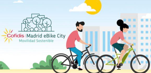 Cofidis Madrid eBike City
