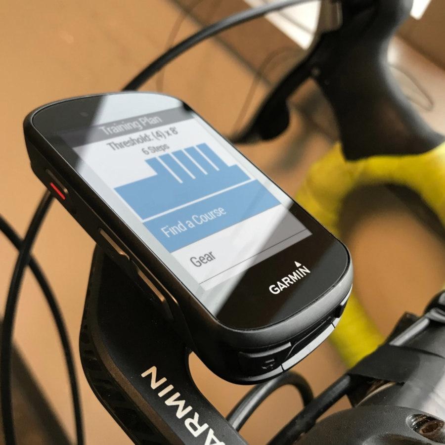 Garmin Edge 530 y 830 bike