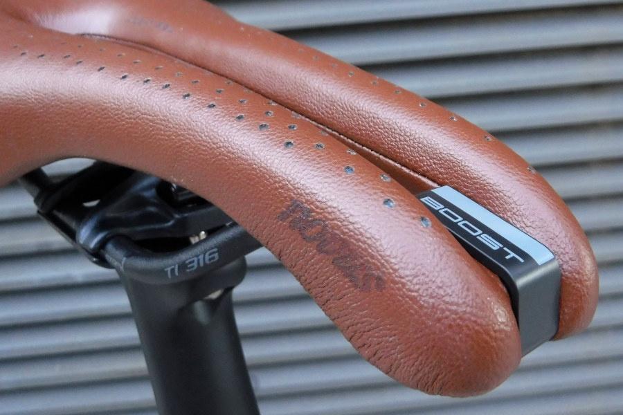 Selle Italia Novus Boost Gravel saddle