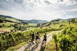 Suiza en bicicleta