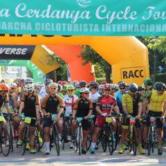Récord de participación en La Cerdanya Cycle Tour