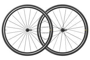 Mavic Aksium Elite UST wheels