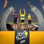 Egan Bernal, primer colombiano en ganar el Tour de Francia