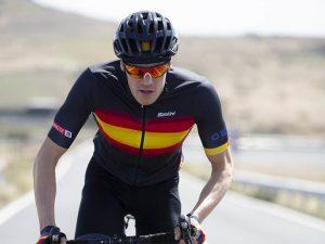 Santini La Vuelta maillot Km0