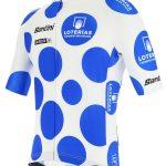 Santini La Vuelta maillot montaña