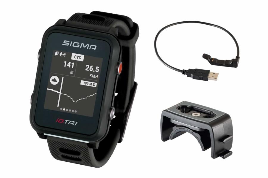 Sigma iD.TRI watch
