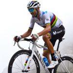 Valverde, ganador de la I Copa de España de Ciclismo Profesional