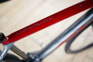 BH GravelX Carbon frame