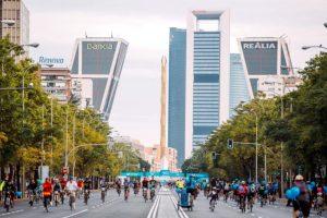 La Fiesta de la Bici Movistar