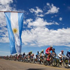 La Sagan Fondo, con la Vuelta a San Juan