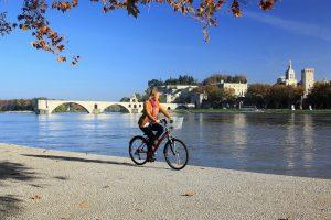 Avignon cicloturismo
