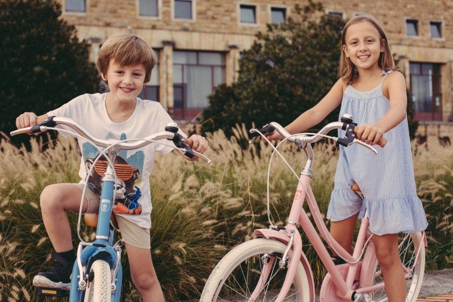 Capri bicicleta infantil