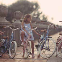Bicicletas clásicas para niños, el regalo más especial para Navidad