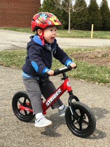 Sorteo Strider Bikes