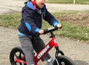 ¡SORTEO! ¡Consigue una bicicleta de niño Strider!