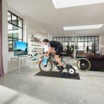 El ciclismo indoor crece durante todo el año