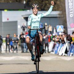Felipe Orts y Lucía González, reyes del ciclocross español