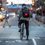 Mochila Thule Pack 'n Pedal Commuter Backpack