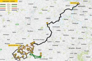 We Ride Flanders recorrido