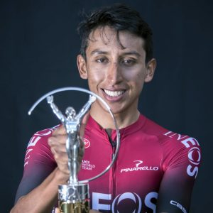 Egan Bernal Laureus 2020