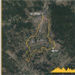 Girona Gravel Ride recorrido 60 km