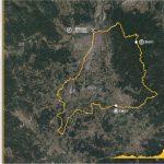 Girona Gravel Ride recorrido 77 km