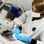 Santini fabricará mascarillas contra el Coronavirus