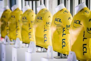 Maillot amarillo Tour de Francia