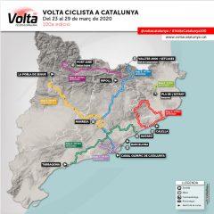 La Volta a Catalunya, aplazada
