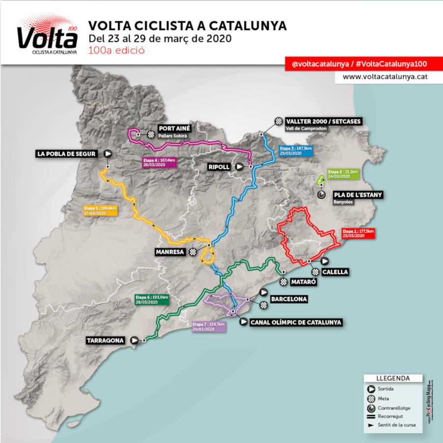 Volta Ciclista a Catalunya