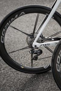 Corima MCC DX ruedas