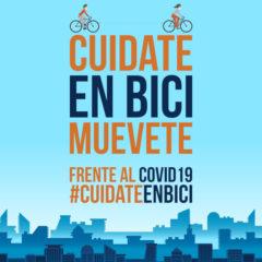 Cuídate, muévete en bici frente al Covid-19