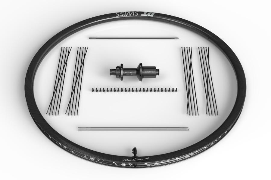 DT Swiss PRC 1100 DICUT 24 Mon Chasseral ruedas