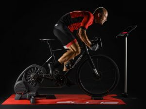 Entrenamiento indoor ciclismo