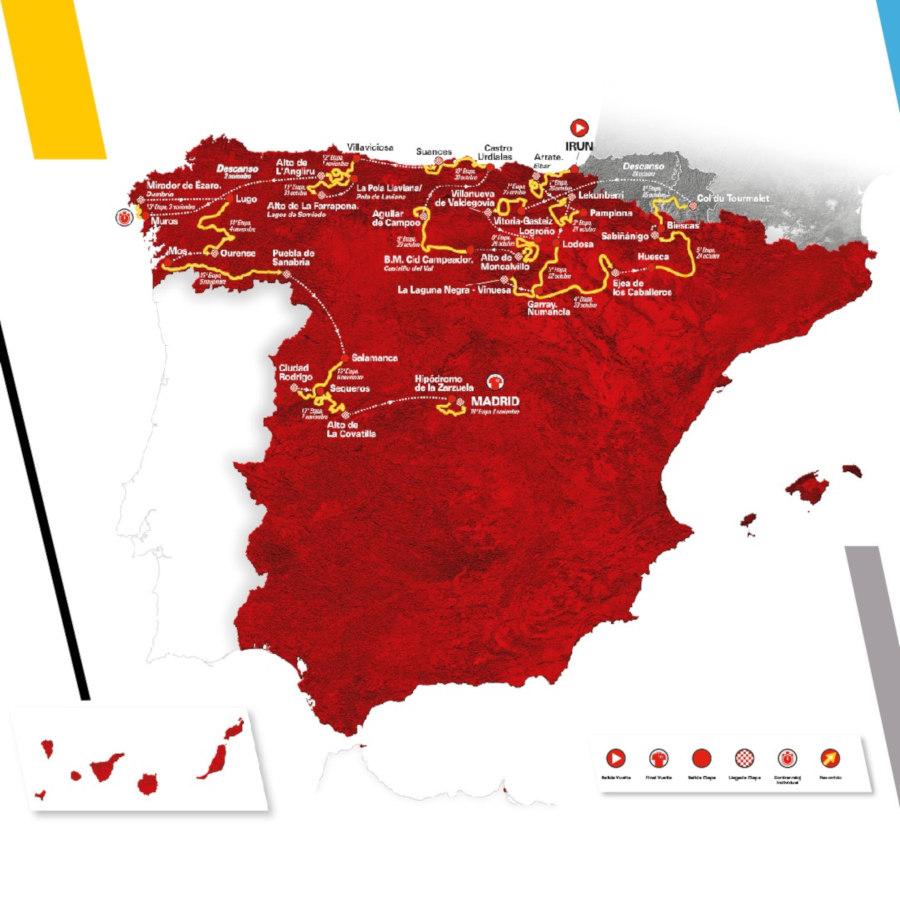 La Vuelta 20