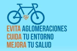 Muévete en bici