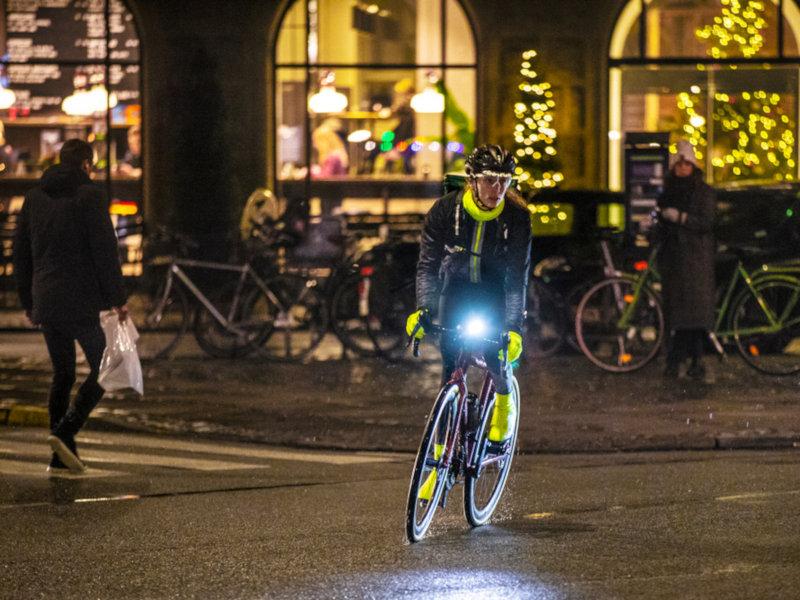 Bici trasporte urbano
