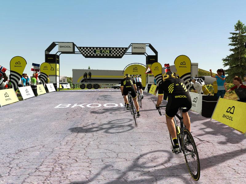 Bkool ciclismo