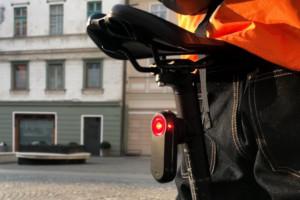 Garmin Varia RTL515 bike