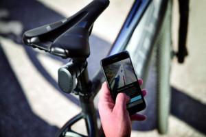 Garmin Varia RVR315 smartphone