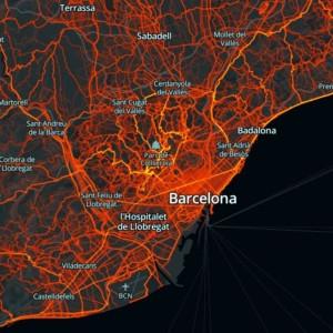 Rutas bici Barcelona