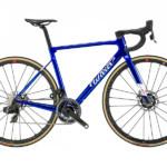 Wilier 0 SLR blue