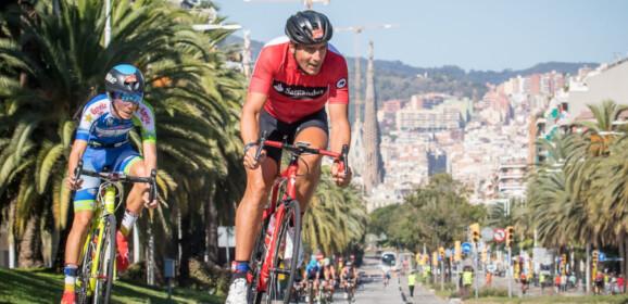 123 a Remontar, primera prueba deportiva en Barcelona
