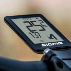 Ciclocomputadores Sigma EOX para ebike